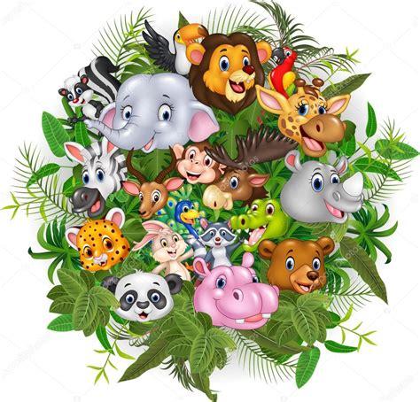 imagenes animales safari animales del safari del dibujo animado archivo im 225 genes
