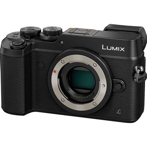 lumix mirrorless panasonic dmc gx8 lumix mirrorless micro four thirds dmc gx8 b