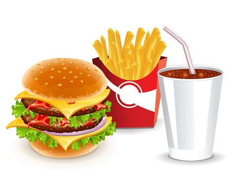 food vector fast food free vector 4vector