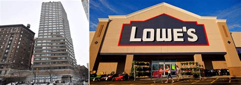 lowes home improvement  broadway  west  st