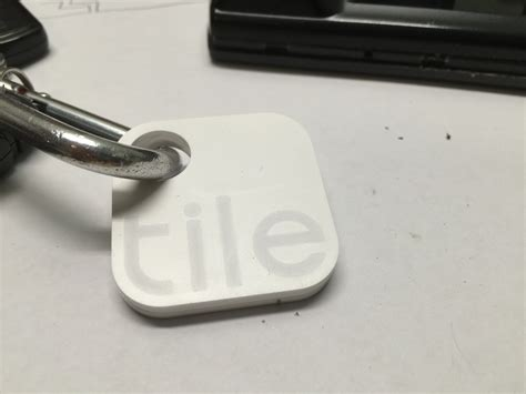 Tile Keychain Tile Locator Wired Into Tv Remote Casler