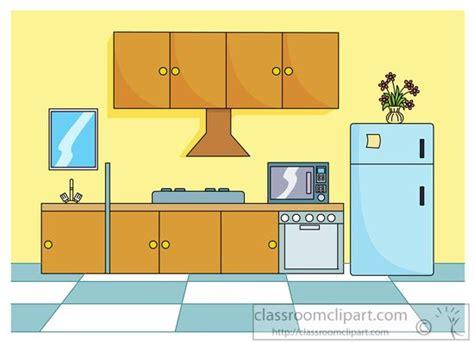 Kitchen Layout Clipart | free kitchen clipart clip art pictures graphics