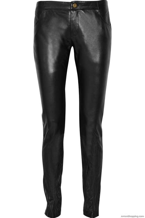 leather pants arrow women leather pants yyt412