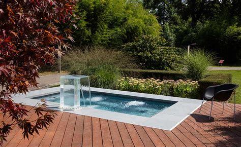 mini pool garten kleiner pool im garten pool f 252 r kleine grundst 252 cke