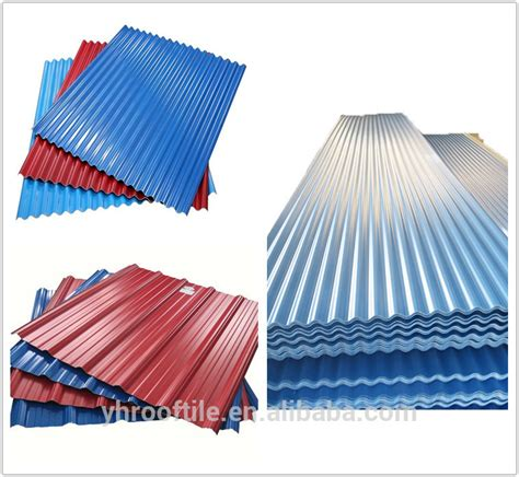 Roofing Sheets For Sheds by Rigid Recycled Roof Tile Corrugated Pvc Plastic Sheet For