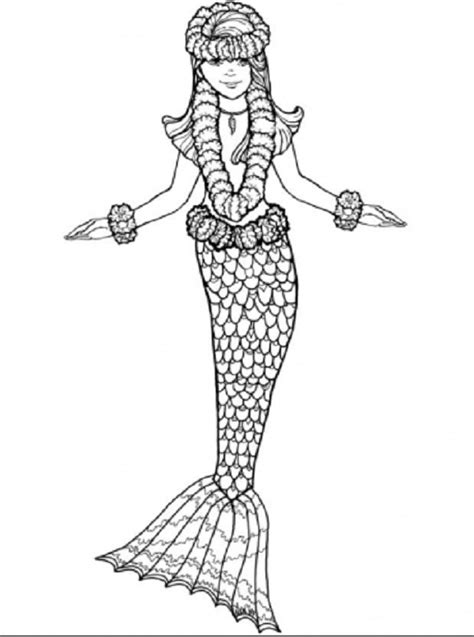 Galerry coloring pages dolphins mermaids