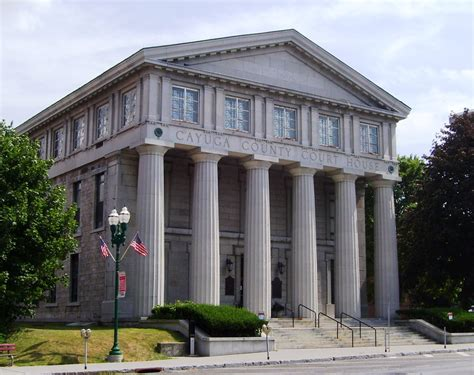 the court houses of a century by kenneth w mckay cayuga county courthouse and clerk s office