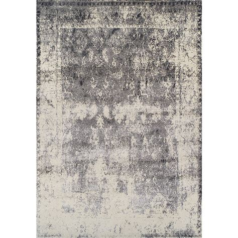 gray rug 5x8 city furniture antiquity gray 5x8 area rug