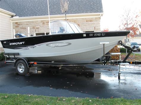 fishing boat and motor packages starcraft superfisherman boat and motor package ohio
