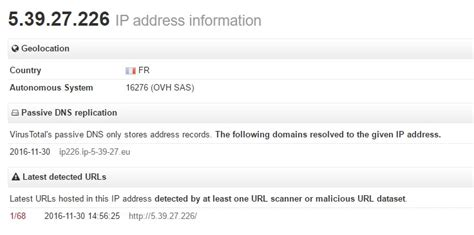 Whois Lookup Ip Address Firefox 0 Day Targeting Tor Users
