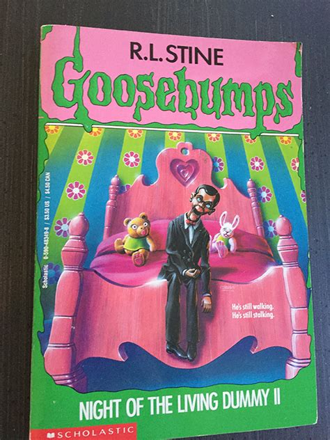 goosebumps books list with pictures all 62 original goosebumps books ranked from best to worst