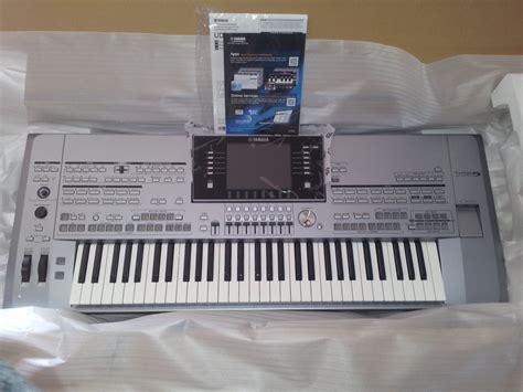 Keyboard Yamaha Tyros 5 yamaha tyros 5 61 image 865818 audiofanzine