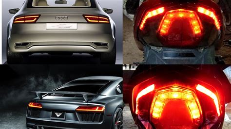 cara membuat lu led audi njmx cara membuat lu audi lu strip how to make an audi