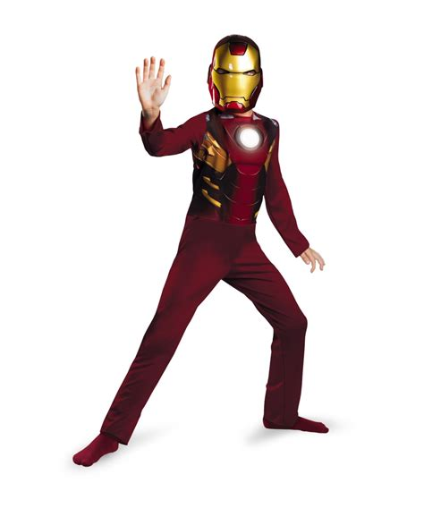 avengers iron man mark kids costume boy costumes