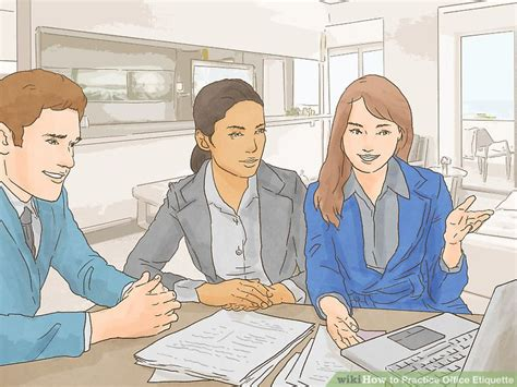 how to practice office etiquette with example emails