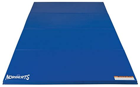 Norbert S Mats by Norbert S Athletic Products Gymnastics Panel Mat 4 X 8