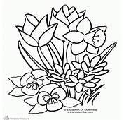 Kleurplaten Lente – Topkleurplaatwebsite