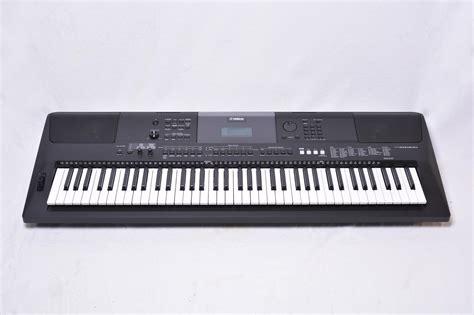 Keyboard Yamaha Ew400 yamaha psr ew400 image 1700778 audiofanzine