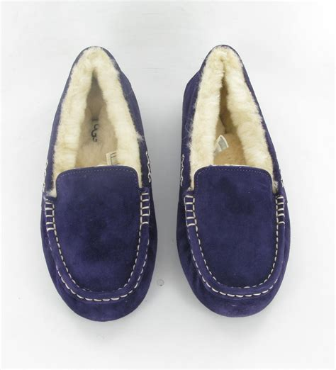 slipper style loafers ugg ansley loafer style slippers