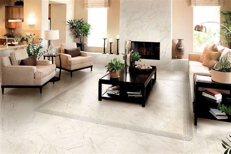 Cream Kitchen Tile Ideas by Living Room Marble Floor Tiles 4965 Home Decorating