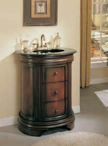 Bathroom Sink With Cabinet Extraordinary Small Bathroom Sink With Cabinet From Solid Mahogany Wood Furniture Black