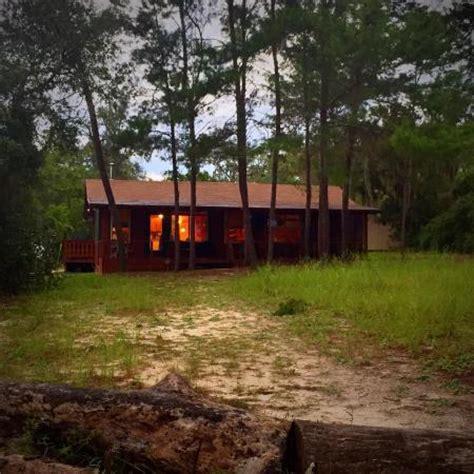 grasshopper lodge rustic handcrafted cabin florida