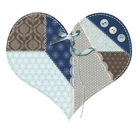 Patchwork Hearts - looking at 2 patchwork tutorial