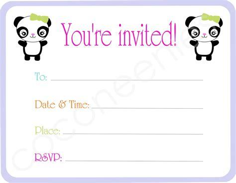 blank party invites cloudinvitation com