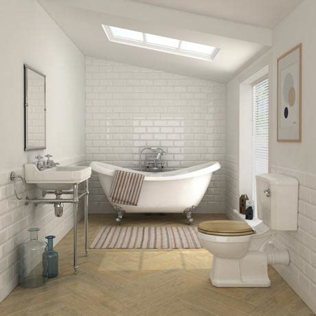 roll top bathrooms keswick traditional roll top bath suite at victorian plumbing co uk