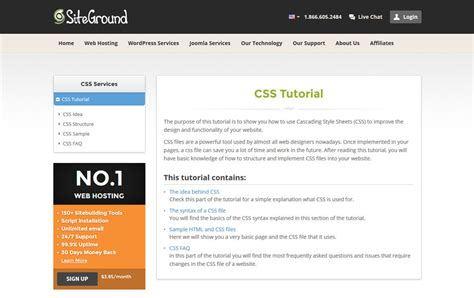 tutorial css gallery 25 best collection of css tutorial websites 187 css author