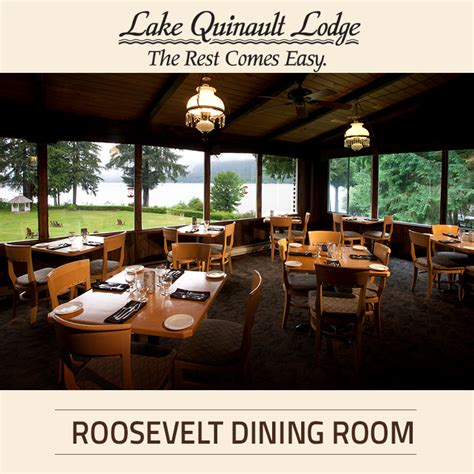 Roosevelt Lodge Dining Room by Roosevelt Dining Room At Lake Quinault Lodge Olympic
