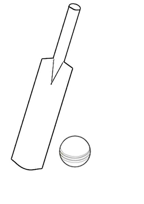 bat coloring page cricket bat coloring pages coloring pages