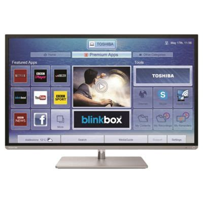 Tv Toshiba 32 Inch Bekas buy toshiba 32l6353 32 inch smart wifi built in hd 1080p led tv with freeview hd silver