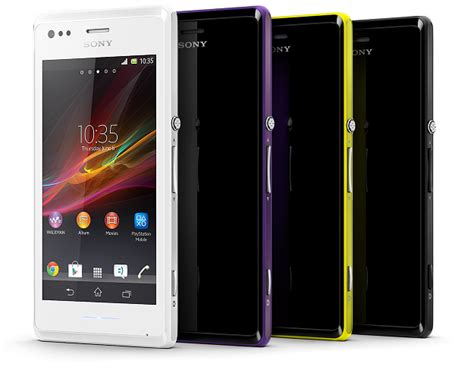 Hp Sony Xperia C5302 daftar harga hp sony xperia terbaru november 2013