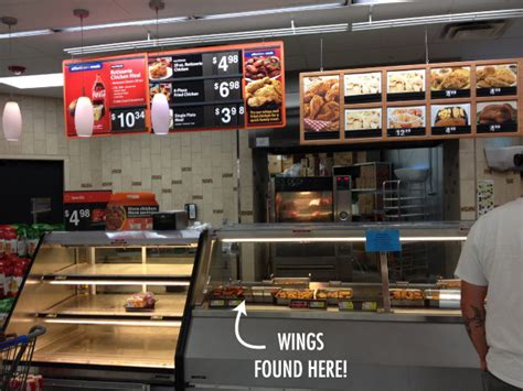 walmart deli adults who don 28 images ad football made easy with tyson deli wings my