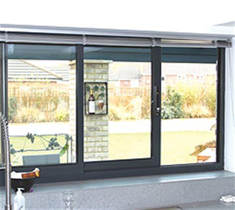 thin horizontal windows uk aluminium windows market harboro leicestershire