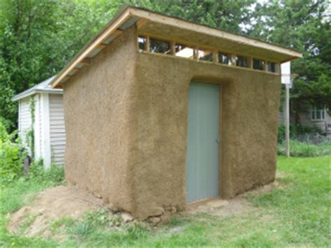 Straw Bale Shed Plans by S Straw Bale Shed Project Actively Learning