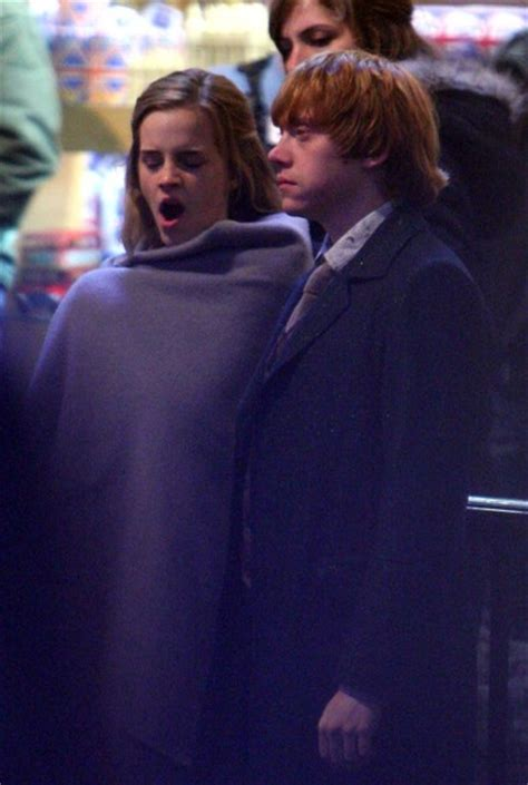 emma watson rupert grint rupert grint and emma watson photos photos celebs on the