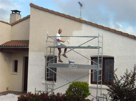 Repeindre Une Facade Deja Peinte by Fa 231 Ades Atelier Pro Peinture