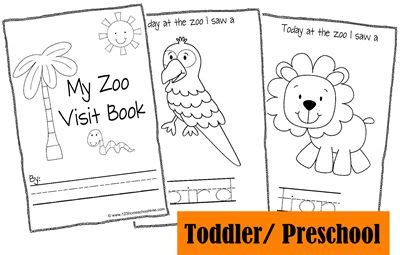 printable zoo animal book 17 best images about animals zoo on pinterest crafts a