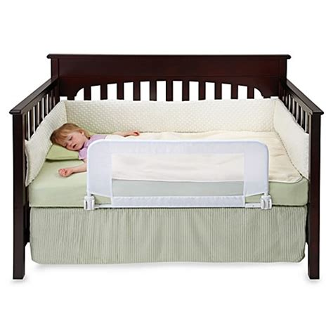 Baby Crib Regulations Dex Baby Convertible Crib Safety Rail Bed Bath Beyond