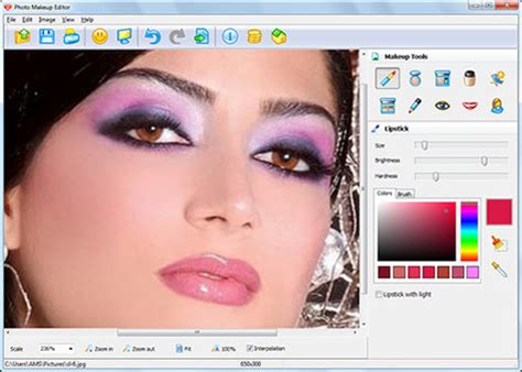 editor de imagenes hipster online photo makeup editor descargar