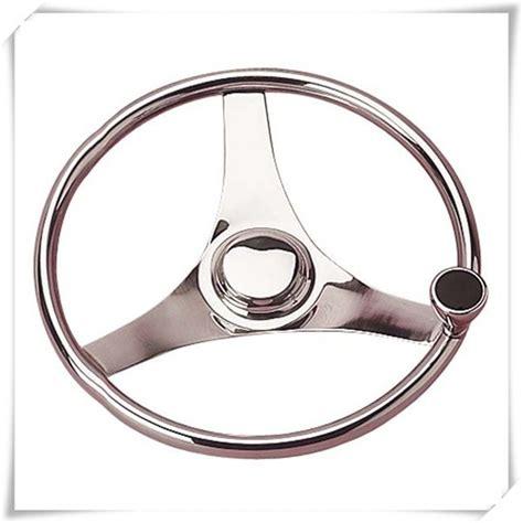 boreno next topic stainless steel boat wheel