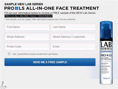 Ls Plus Sweepstakes - the swanple free sle lab series pro ls all in one face treatment
