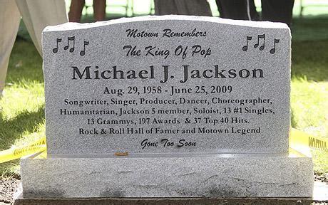 gene wilder headstone michael jackson s death shows excesses of modern america
