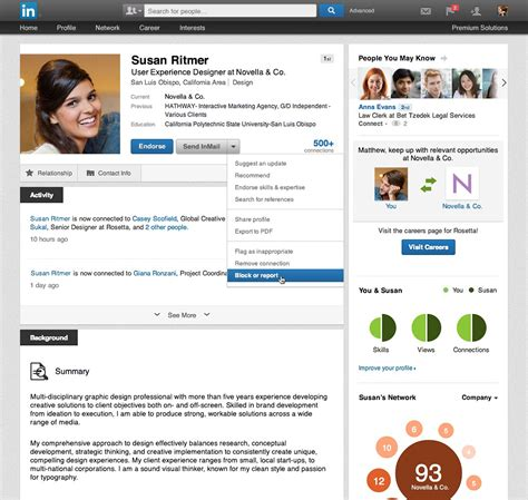 How To Find Looking For On Linkedin How To Easily Find Out How Interested Someone Is In Your Linkedin Profile Paul
