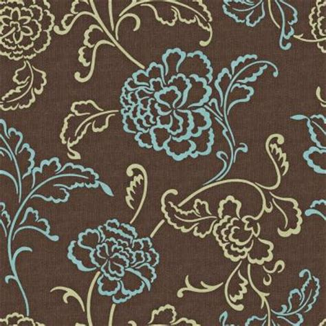 wallpaper blue and brown the wallpaper company 56 sq ft brown blue and sage