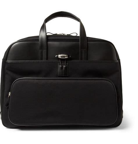 Mont Blanc Office Bag Elg97143 montblanc weekend bag bags more