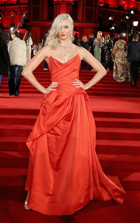 Fashion Awardsthe After by Karlie Kloss Chung Lead The Best Dressed At The