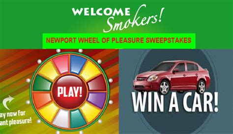 Newportpleasure Com Sweepstakes - newport pleasure win one model year 2016 vehicle valued at giveawayus com